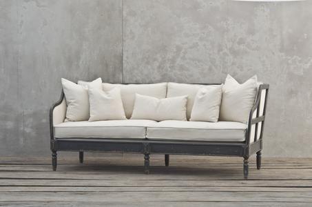 Van Thiel & Co. Baroness Josephina's sofa from Four Hands ...