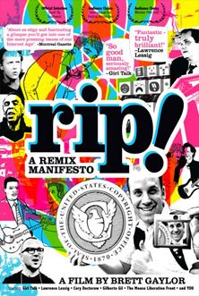 Watch RIP A Remix Manifesto | beamafilm -- streaming your favourite documentaries and indie features,
