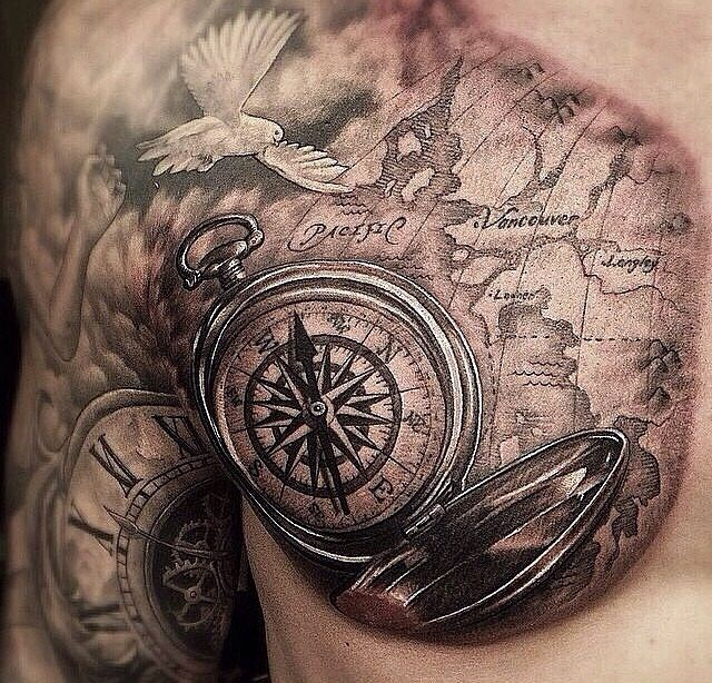 Time and place sleeve
