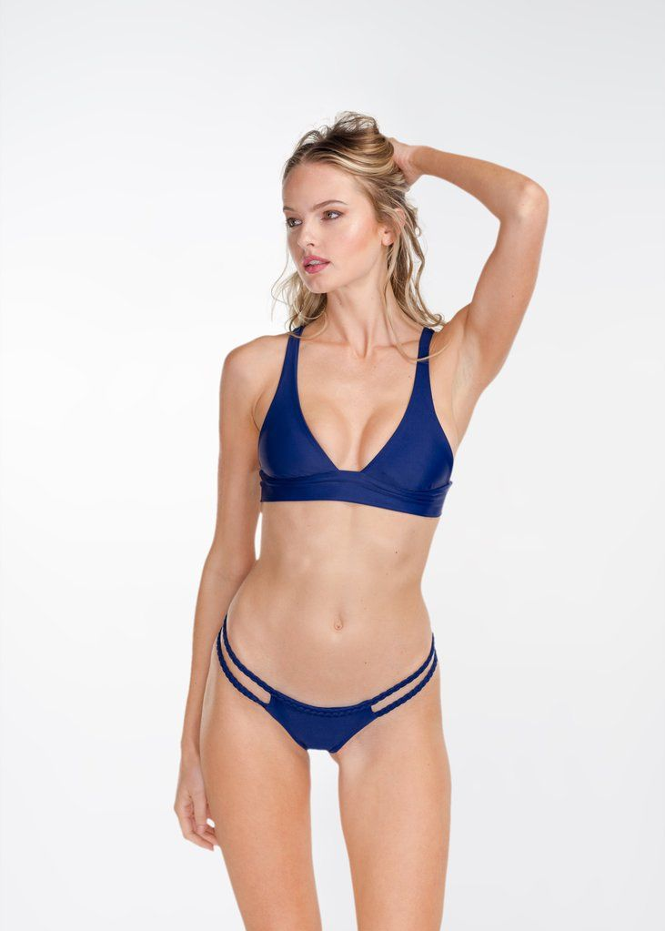 Our Monroe top one of the best supported bikini tops for the active and or  big chested mermaids out there. Feel free to frolic and know that your  girls are ... 5ab3ba04ef34