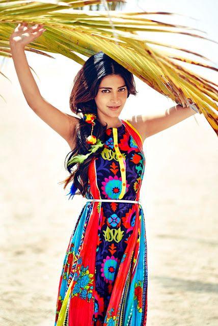 Shruti Hassan Latest Hot Photoshoot 2015