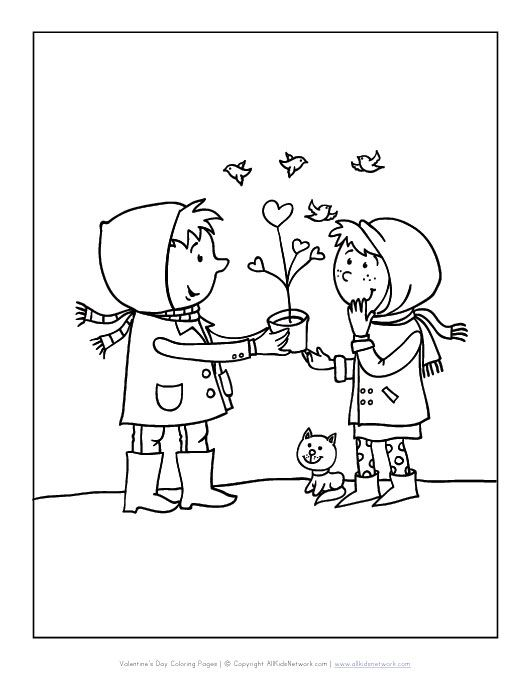 all kids network coloring pages - photo#23