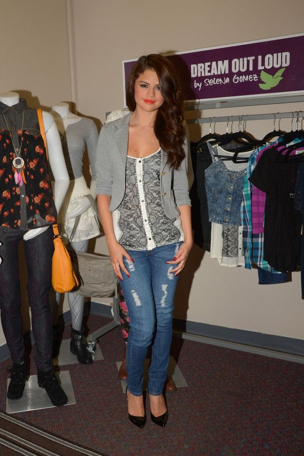 Fabulously Spotted: Selena Gomez Wearing Dream Out Loud by Selena Gomez - 21st Birthday Celebration - http://www.becauseiamfabulous.com/2013/07/selena-gomez-wearing-dream-out-loud-by-selena-gomez-21st-birthday-celebration/