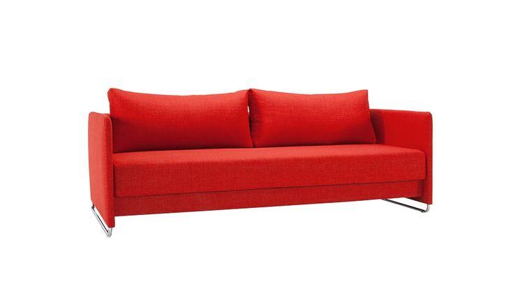 MONOQI   Upend Sofa - Rot