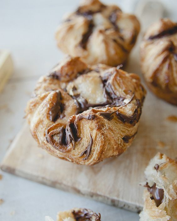 Kitchy Kitchen Decor: CHOCOLATE KOUIGN AMANN // The Kitchy Kitchen // Scharffen Berger Chocolate Maker