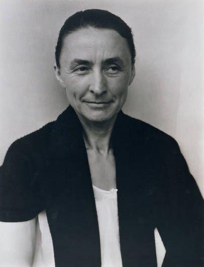 Photograph of Georgia O'Keeffe   by Alfred Stieglitz © Georgia O'Keeffe Museum.