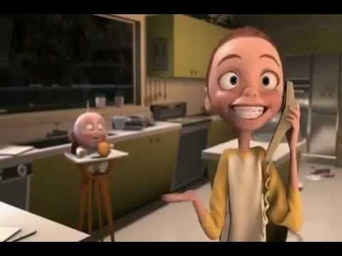 Corto Pixar- Jack Jack Ataca (Español Latino).mp4. Para mostrar que se puede comprender sin comprender las palabras.