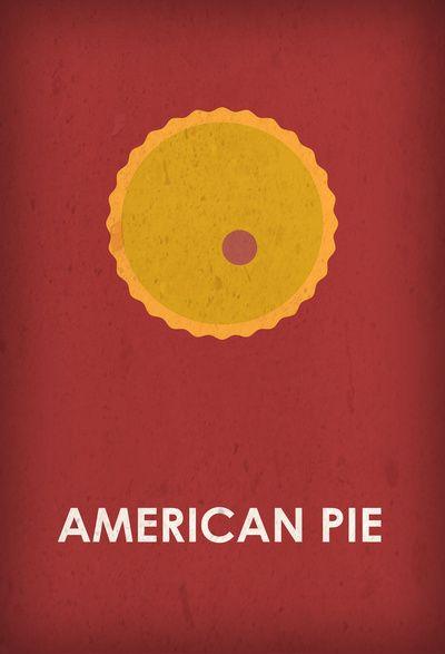 American Pie #minimal #movie #poster