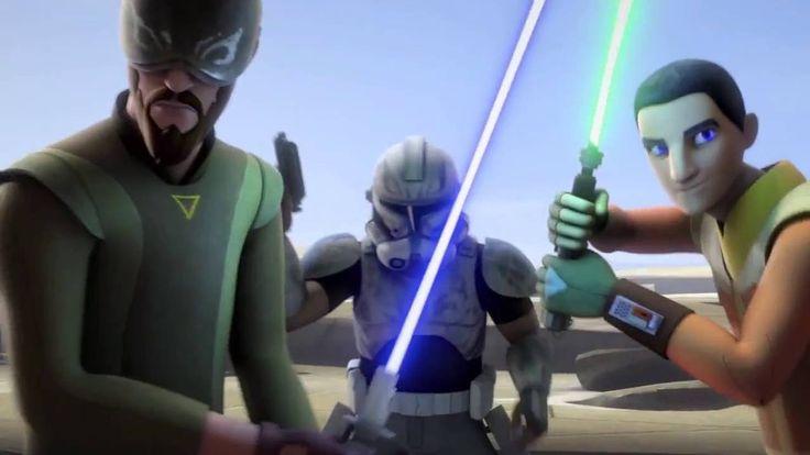 Star Wars Rebels Season 3 Trailer (Rogue One Style)