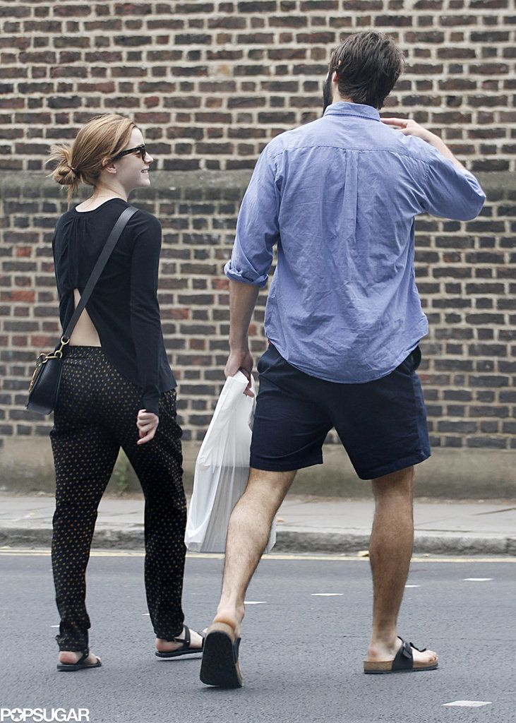 Emma Watson and Her Hot Beau Only Get Cuter