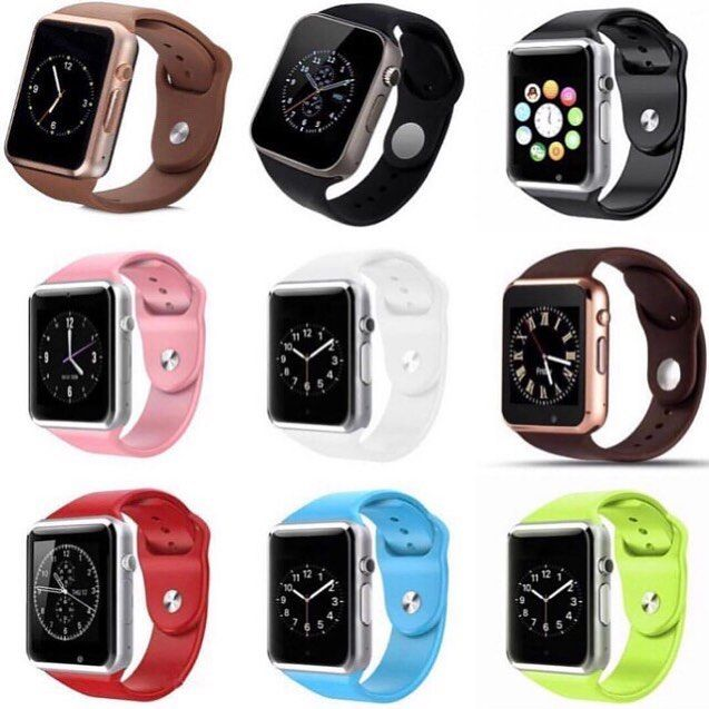 Harga Rp 150 000 Harga Rp 150 000 Smart Watch A1 Mirip Apple Watch Bukan Original Apple Smart Watch Blu Smart Watch Smart Watches Men Wearable Device