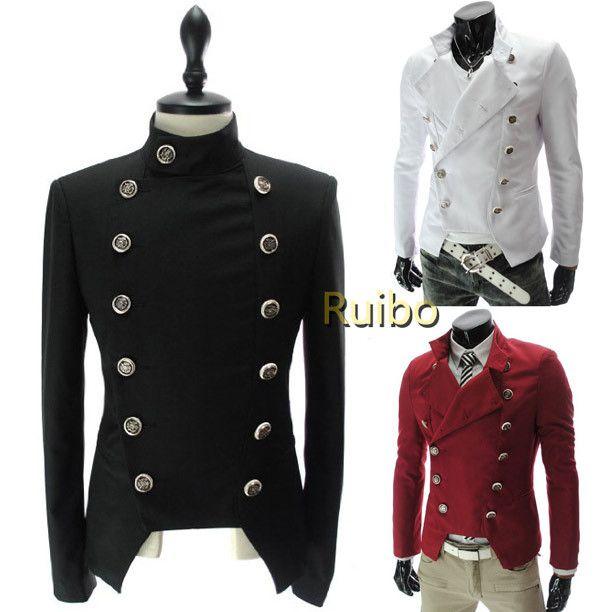 clothing court style retro vintage white black