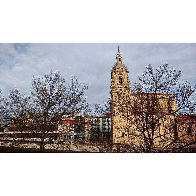 Iglesia de San Antón y Mercado de la Ribera, de Bilbao
