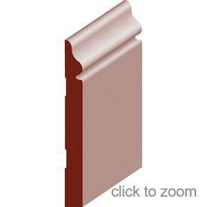 Montecito Base PR371FJ-5 Baseboards Mouldings Profile