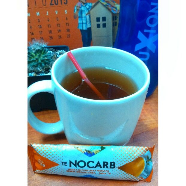 Te Nocarb - Té Herbal