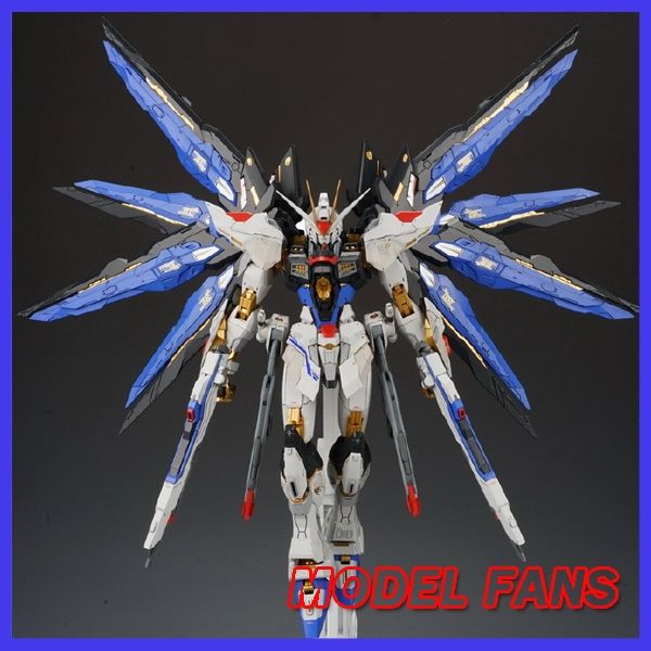 (39.00$)  Buy here  - MODEL FANS INSTOCK DABAN GUNDAM SEED Destiny Model Assembly version Metal Build MB strike freedom GUNDAM toy action figure