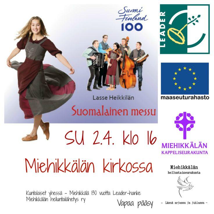 Suomalaisen messun mainos_printti
