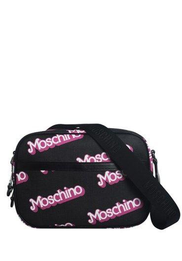 MOSCHINO - Medium shoulder bag#alducadaosta #newarrivals #moschino #runway #capsule #collection #think #pink #style #fashion #cool #love #girl #women #apparel #accessories