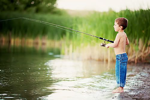 Gone fishing such a cute little boy picture kiddies for Little boy fishing