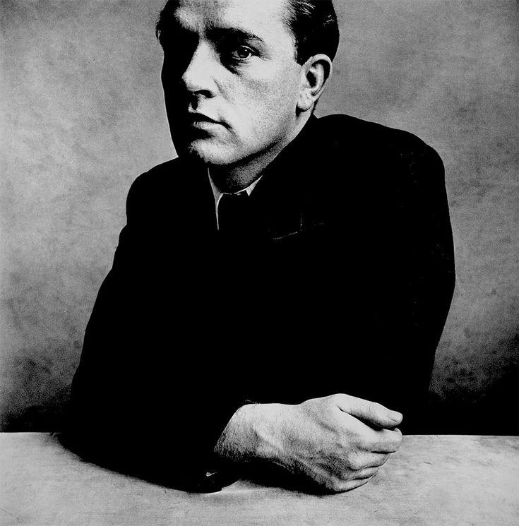 Außergewöhnliche Schwarzweiss-Portraits der Berühmtheiten genommen von Irving Penn