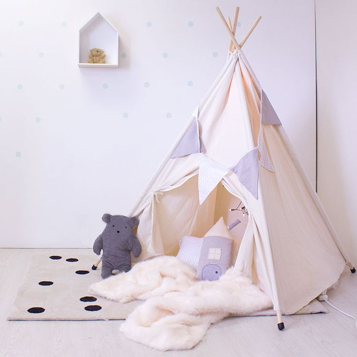 Calico teepees are all the rage-gets yours today!