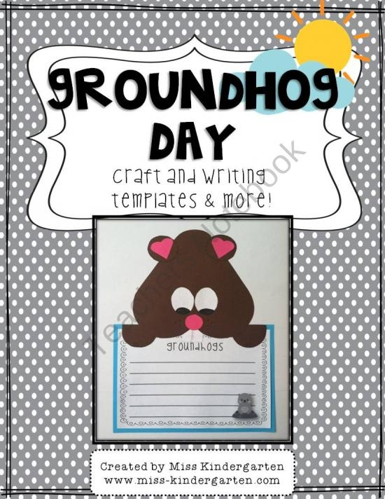A fun and engaging way to celebrate Groundhog Day! In this download