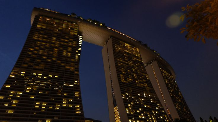 """Marina Bay Sands""  Singapore"