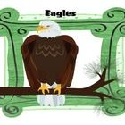 Fly high with the eagles with this writing activity. Your students will learn about eagles by observing them through eagle cams. They can draw and write about their observations using the journal. I have provided a link which lists all of the cams in North America.