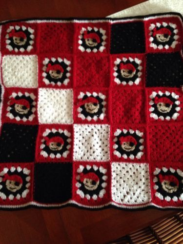 Stunning Crochet Pirate Baby Blanket Knitting &crochet ...