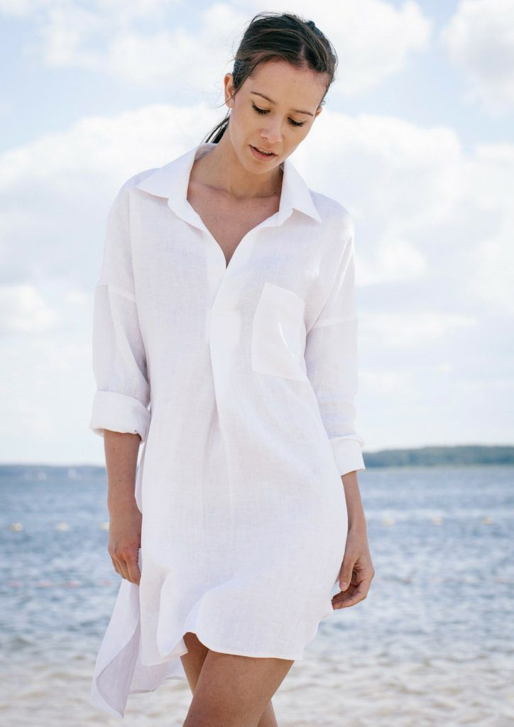 Linen Shirt - the ultimate classic