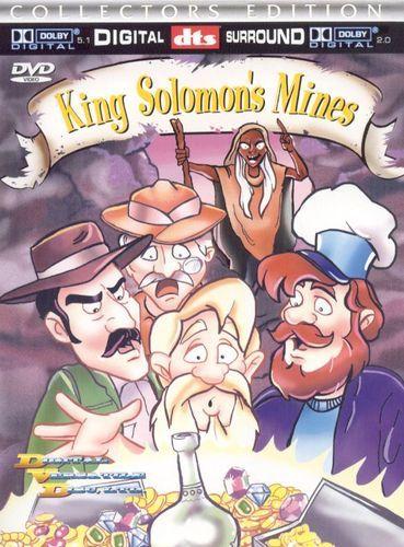 King Solomon's Mines [DVD] [1999]