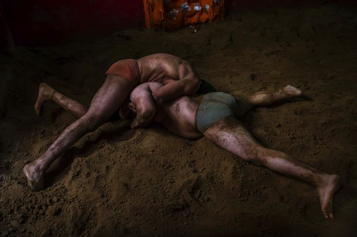 FOX NEWS: Ancient wrestling offers a future for some in modern India