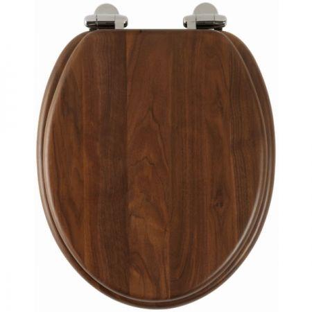 Roper Rhodes Traditional Toilet Seat Mahogany
