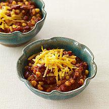 WeightWatchers.com: Weight Watchers Recipe - 15 Minute Vegetarian Chili