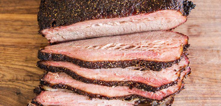 Smokerless Smoked Brisket
