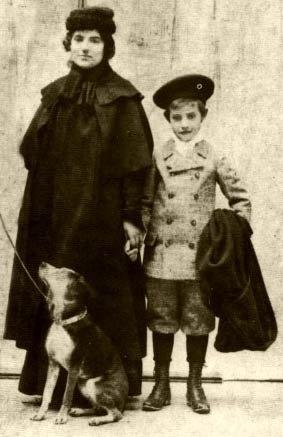 Suzanne Valadon et son fils Maurice Utrillo, a fantastic art's biography.