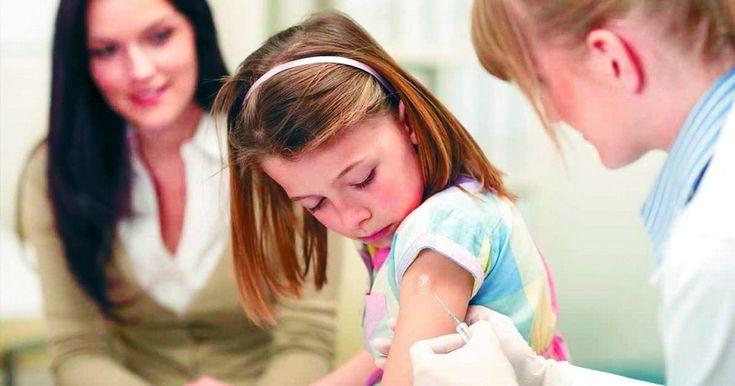 Почему нельзя мочить прививку от кори