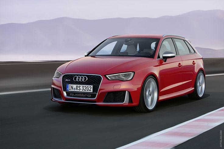 2015 Audi RS3 Sportback  #Segment_C #German_brands #Audi #Audi_RS3 #S_Tronic #2015MY #Quattro #Serial