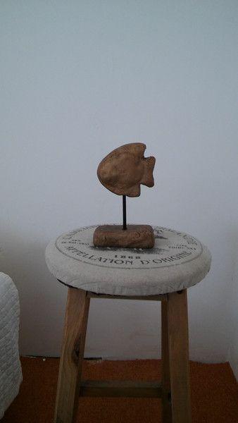 Złota rybka na szczęście figurka stojąca - GiftShop-sellingo - Dekoracje