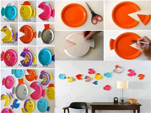 Gallery Of Decorative Ideas From Recycled Objects A Practical Idea Find Fun  Art Projects Po Et Obr With Decorative Ideas For Home