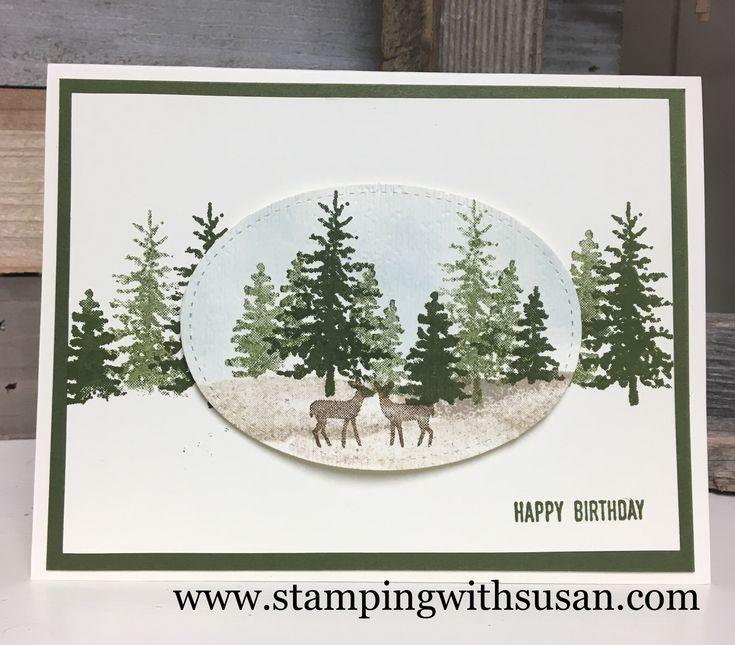 Stampin' Up! Snow Front – Zukünftige Projekte