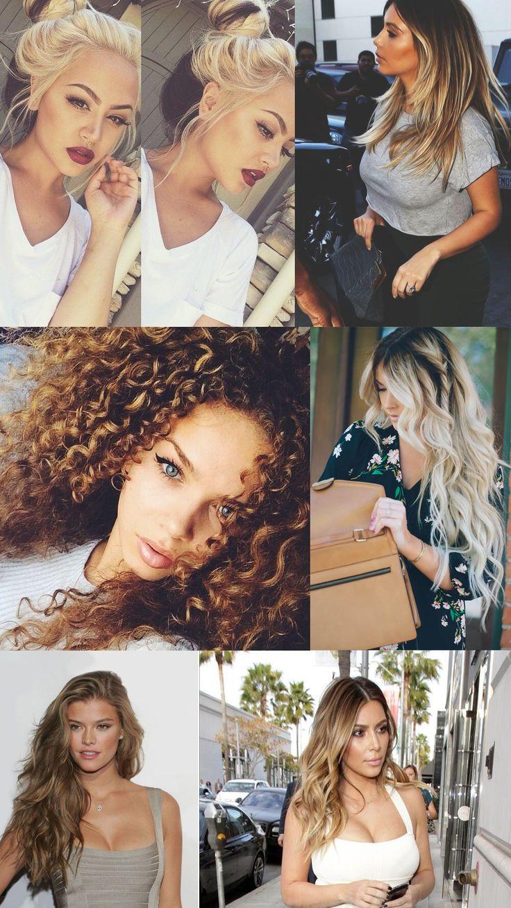 Haircolors Talk & Trends: Blonde vs Brunette vs Red | Hairstyles