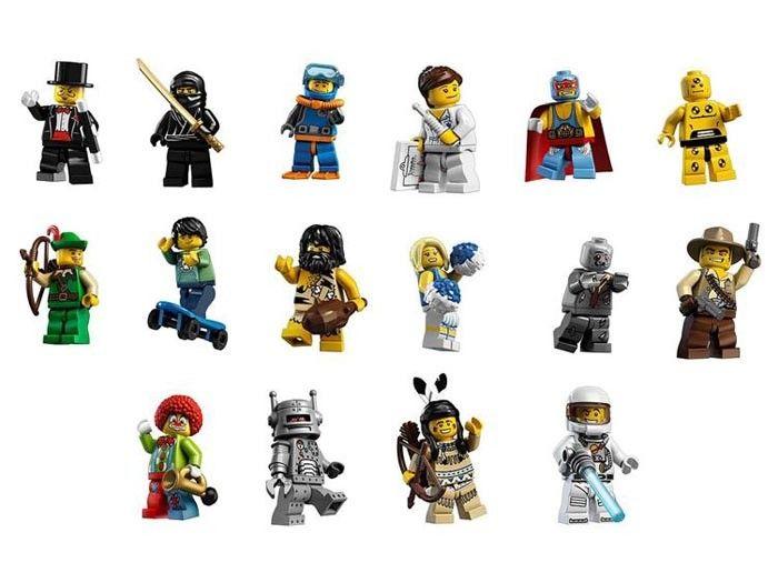 Klocki Lego od mniej znanej strony