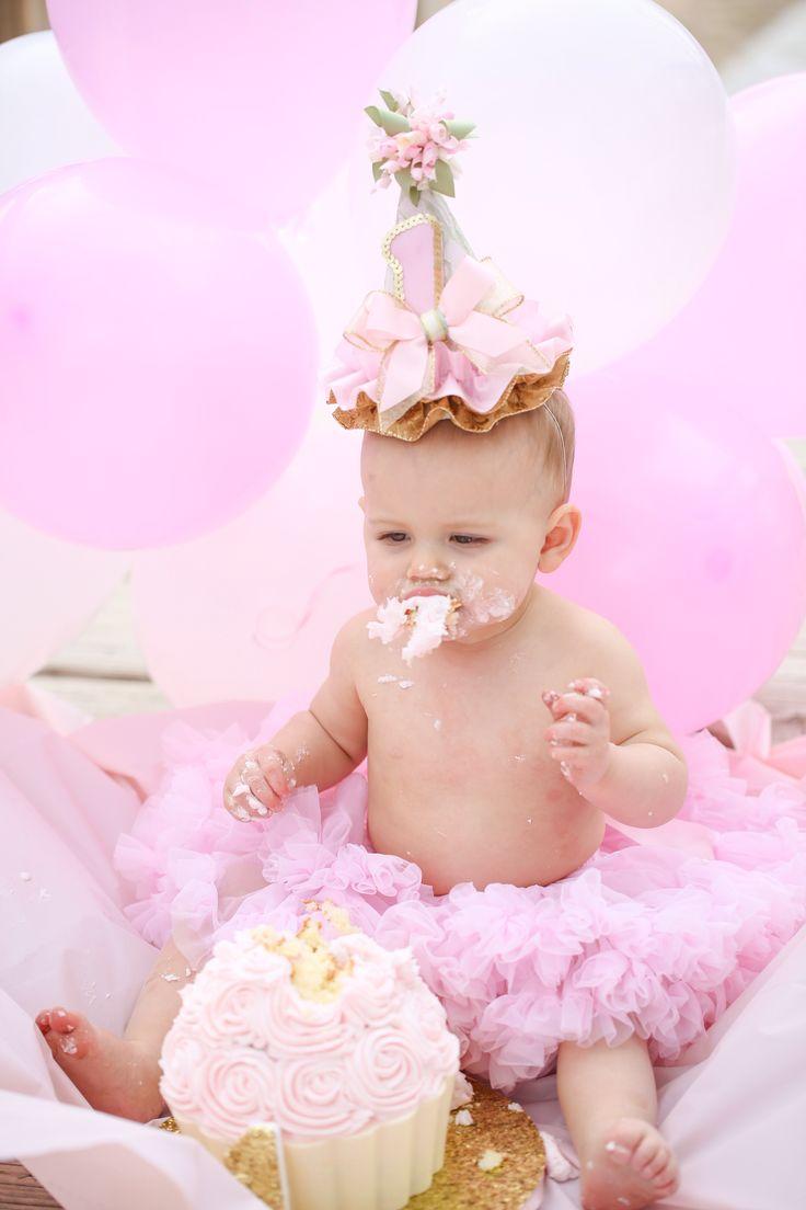 Cake smash! First Birthday