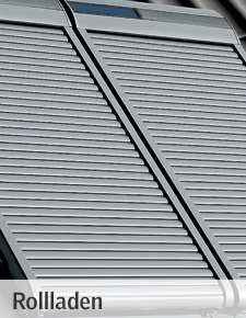 VELUX roof windows, flat roof windows, natural light spots, solar heating, roller shutters, sun protection | VELUX