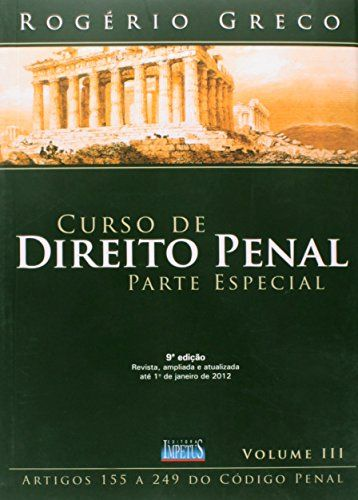 Curso de Direito Penal. Parte Especial - Volume 3 por Rog... https://www.amazon.com.br/dp/8576265621/ref=cm_sw_r_pi_dp_x_Oo67ybGYXENK7