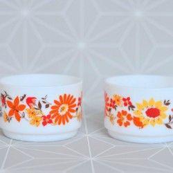 Duo de tasses Arcopal
