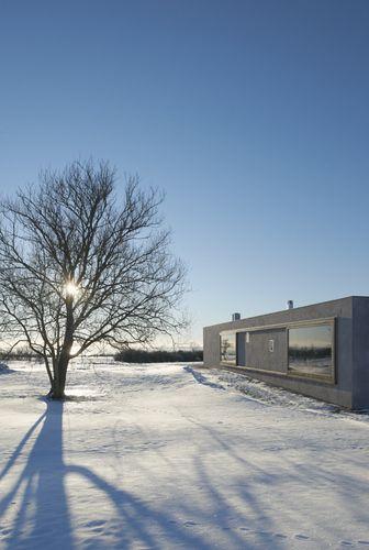 Gotland, Sweden  Atrium House  ECOLA Award 2012 – 1st Prize  THAM & VIDEGÅRD ARKITEKTER