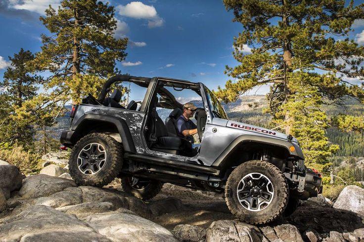 #Jeep Rubicon