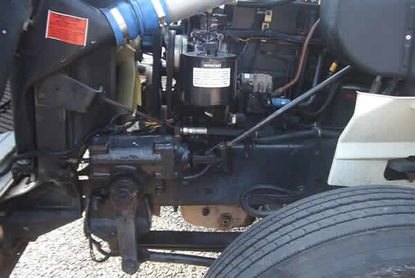 Cdl Pretrip Engine Compartment Bus Engine Cdl Engineering